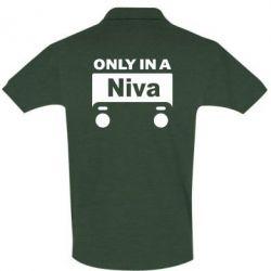 Футболка Поло Only Niva - FatLine
