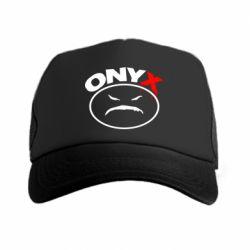 Кепка-тракер Onyx - FatLine
