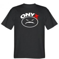 Мужская футболка Onyx - FatLine