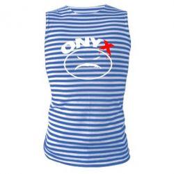 Майка-тельняшка Onyx - FatLine