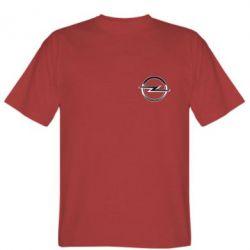 Мужская футболка Opel Small - FatLine