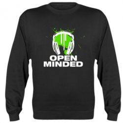 Реглан open minded - FatLine