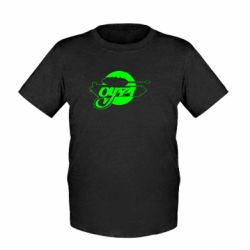 Детская футболка Оу-74 Tankograd - FatLine