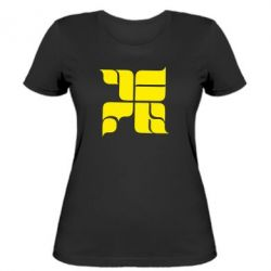 Женская футболка Оу74 Танкоград - FatLine