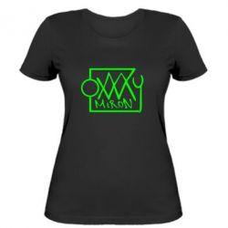 Женская футболка OXXXY Miron - FatLine