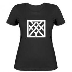Женская футболка Oxxxymiron - FatLine
