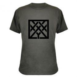 Камуфляжная футболка Oxxxymiron - FatLine