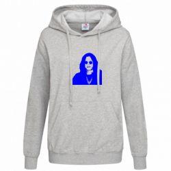 Женская толстовка Ozzy Osbourne face