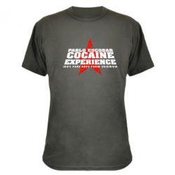 Камуфляжная футболка Pablo Escobar - FatLine