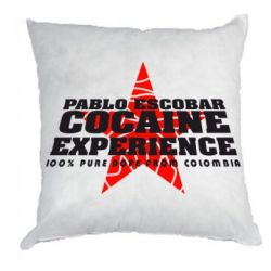 Подушка Pablo Escobar - FatLine