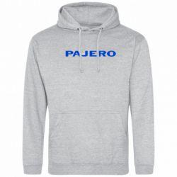 Толстовка PAJERO - FatLine