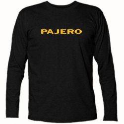 Футболка с длинным рукавом PAJERO - FatLine