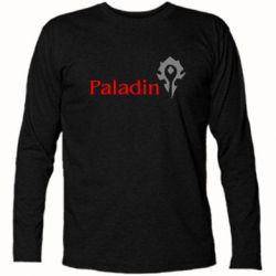 Футболка с длинным рукавом Paladin - FatLine