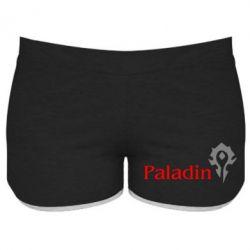 Женские шорты Paladin - FatLine