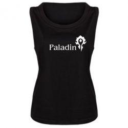 Женская майка Paladin - FatLine