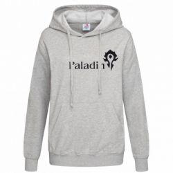Женская толстовка Paladin - FatLine