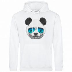 Мужская толстовка Панда в очках