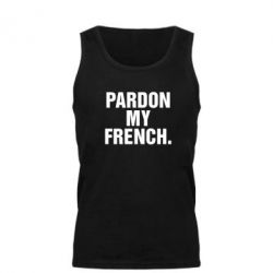 ������� ����� Pardon my french.