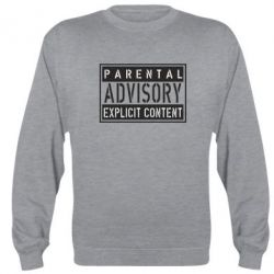 Реглан Parental Advisory - FatLine