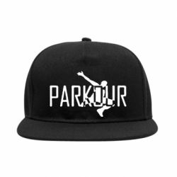 Снепбек Parkour Logo - FatLine