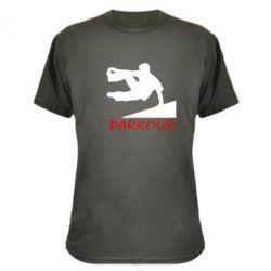 Камуфляжная футболка Parkour Run