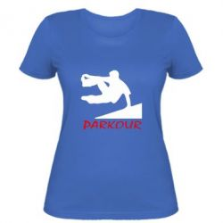 Женская Parkour Run
