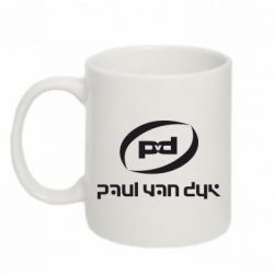 Кружка 320ml Paul Van Dyk