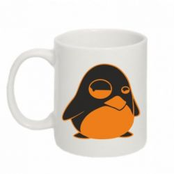 Кружка 320ml Penguin - FatLine