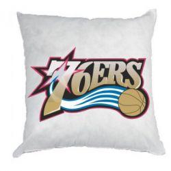 Подушка Philadelpia 76ers - FatLine