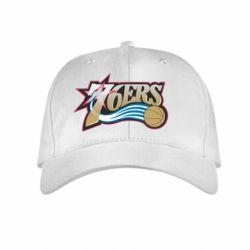 Детская кепка Philadelpia 76ers - FatLine
