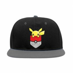 ������� Pikachu in pocket - FatLine