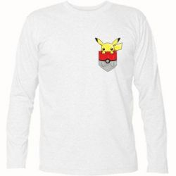 �������� � ������� ������� Pikachu in pocket - FatLine