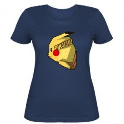 Женская футболка Pikachu - FatLine