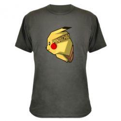 Камуфляжная футболка Pikachu - FatLine