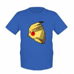 Детская футболка Pikachu - FatLine
