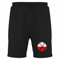 Мужские шорты Pink Floyd Main Logo - FatLine