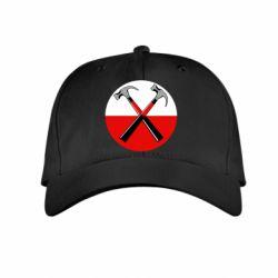 Детская кепка Pink Floyd Main Logo - FatLine