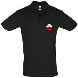 Футболка Поло Pink Floyd Main Logo - FatLine