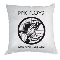 Подушка Pink Floyd Wish You - FatLine