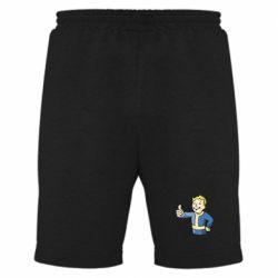 Мужские шорты Pip boy fallout - FatLine