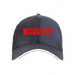 кепка Pirelli - FatLine