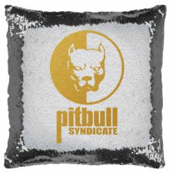 Сумка Pitbull Syndicate Gold - FatLine