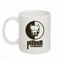 Кружка 320ml Pitbull Syndicate