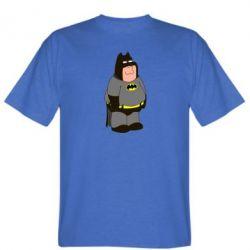 Мужская футболка Питер Гриффин Бэтмен - FatLine