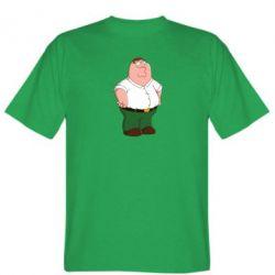 Мужская футболка Питер Гриффин - FatLine
