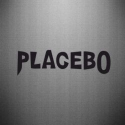Наклейка Placebo - FatLine
