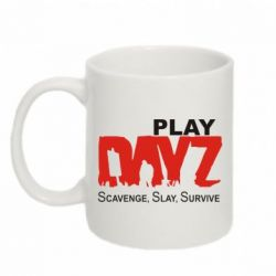 Кружка 320ml Play DayZ - FatLine