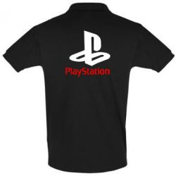 Футболка Поло PlayStation
