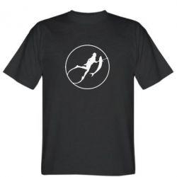 Мужская футболка Подводная охота - FatLine