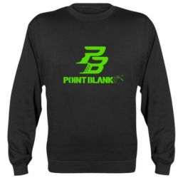 Реглан Point Blank logo - FatLine